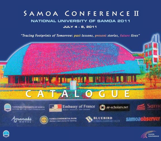 SAMOA Conference II, NUS 4-8July 2011